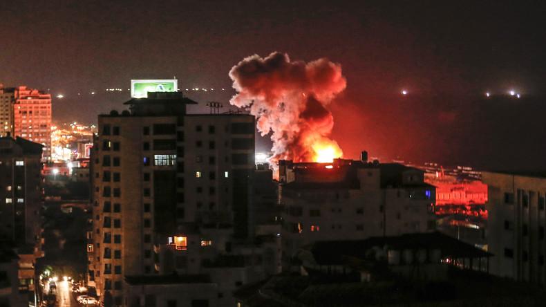 Ein Toter und mehrere Verletzte bei neuer Gewalt an der Grenze zum Gaza-Streifen