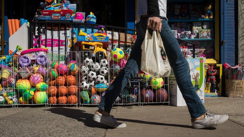 Uruguay verbietet nicht biologisch abbaubare Plastiktüten