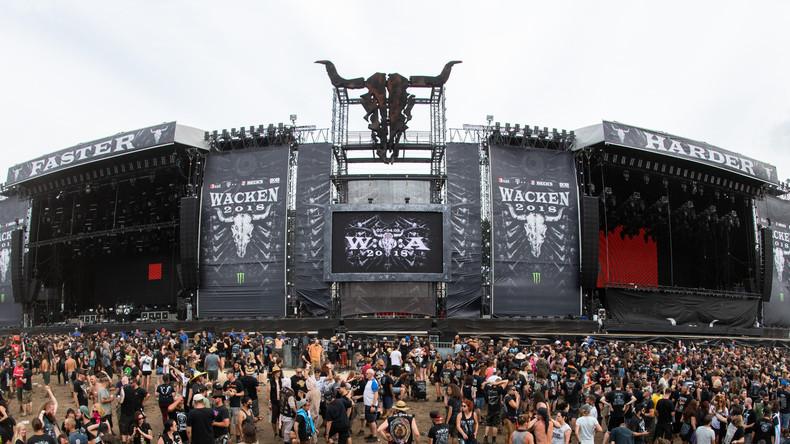 Leider falsch: Geschichte um zwei ältere Herren, die aus Pflegeheim zum Wacken-Metalfestival fliehen