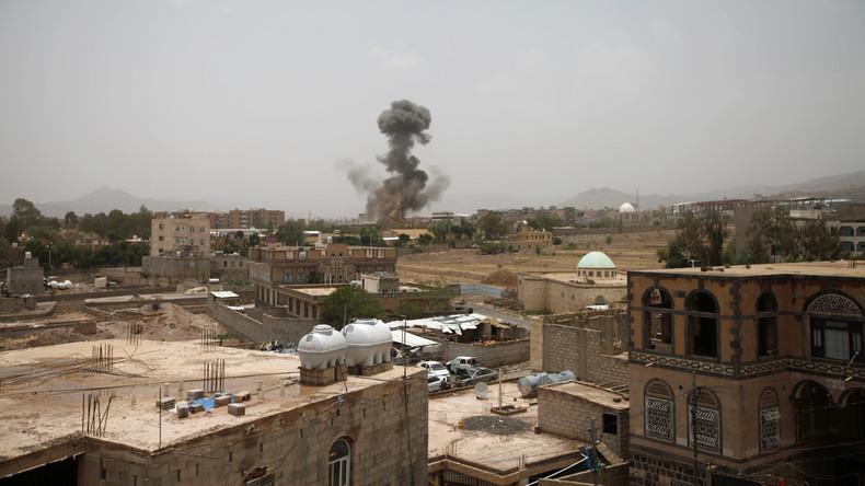 Luftangriff auf Schulbus im Jemen - 39 Tote, vorwiegend Kinder