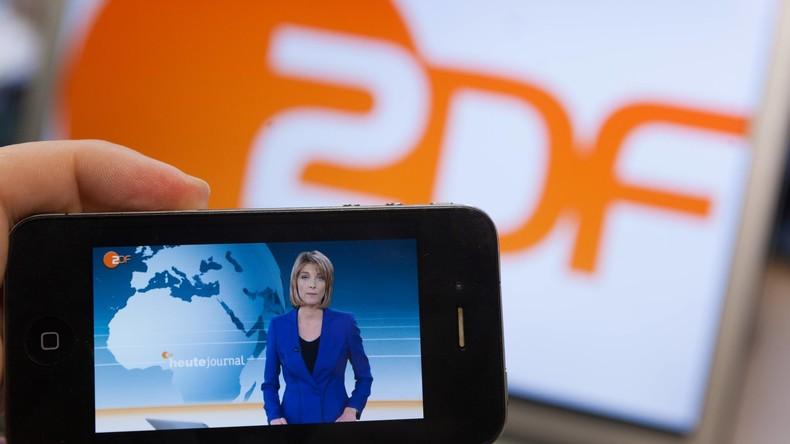 """ZDF in der Kritik: Das """"heute-journal"""" verschwieg politischen Hintergrund einer Protagonistin"""