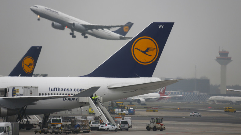 Flughafen Frankfurt stellt wegen Gewitters vorübergehend Betrieb ein (aktualisiert)