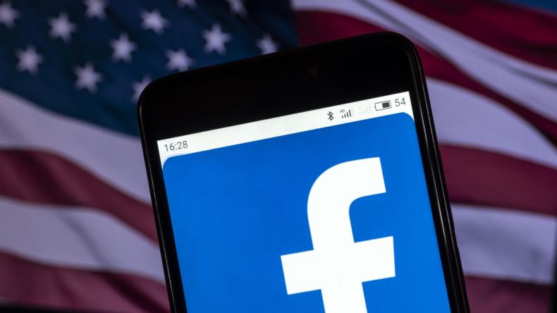 Facebook: Mit Washington und der NATO unter einer Decke
