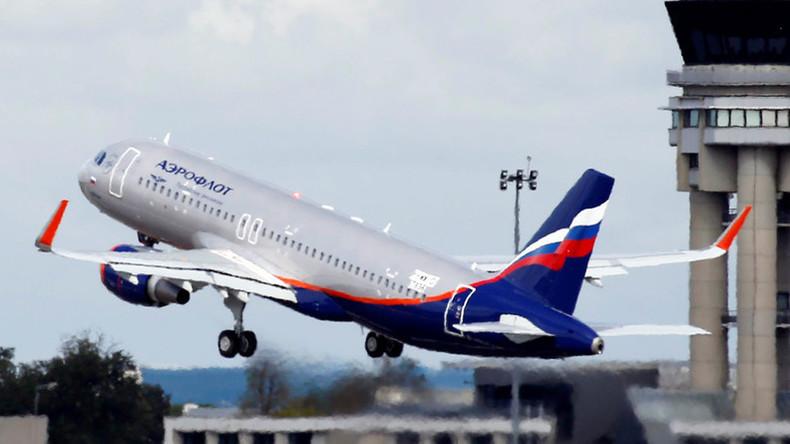 Moskau würde auf Sanktionen gegen Aeroflot mit aller Macht reagieren