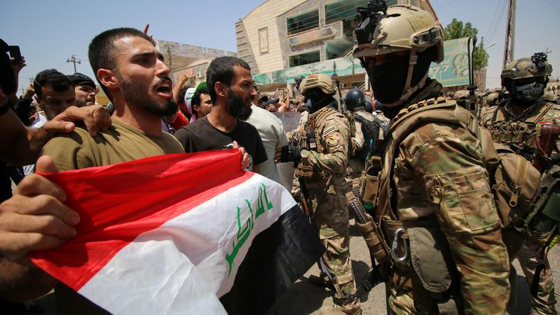 Analyst: Massenproteste und Autonomieforderungen im Irak Ergebnis von Korruption und Misswirtschaft