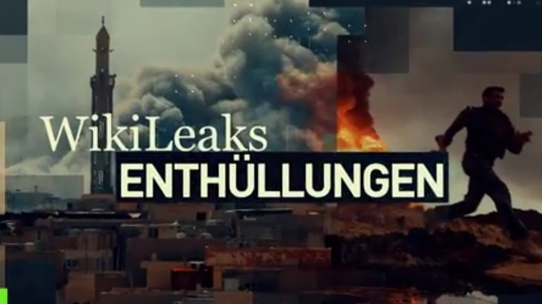 Rückblende: Warum Assanges Enthüllungen Washington verärgert haben (Video)
