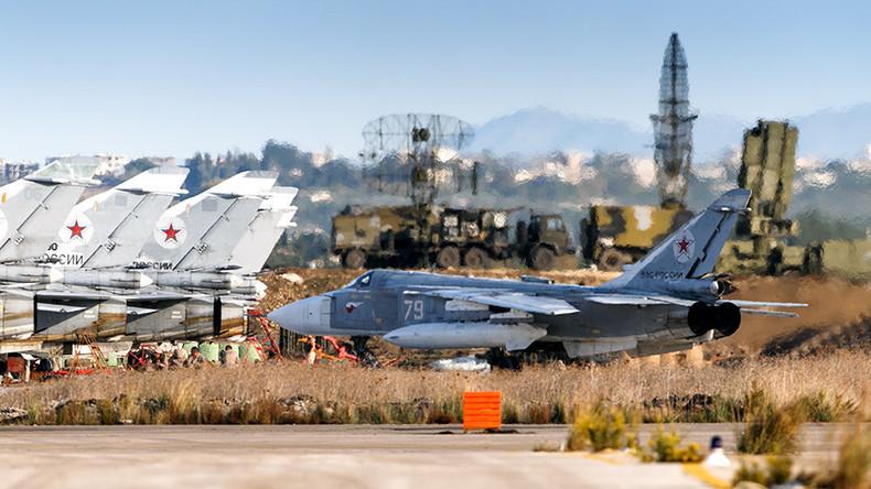Russland schießt weitere Drohne beim Luftwaffenstützpunkt Khmeimim in Syrien ab