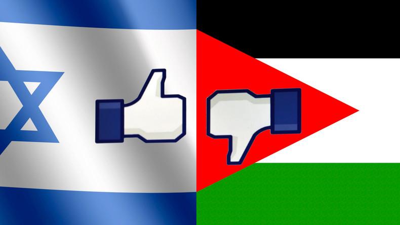 Facebook beugt sich bei Säuberungen dem Druck Israels und der USA
