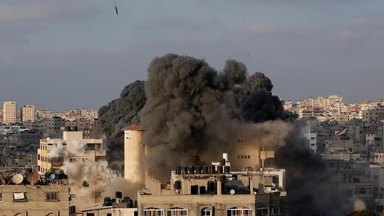 Ruhe in Nahost - Palästinenser erklären Ende der Kämpfe