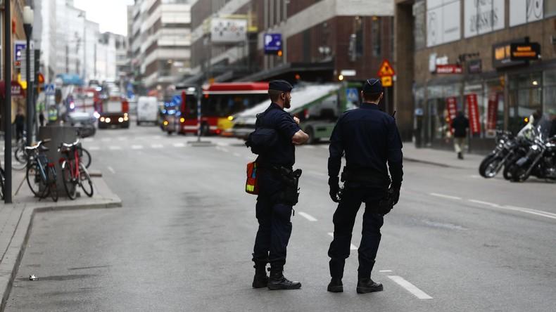 Stockholmer Lkw-Terrorist in Zelle verprügelt