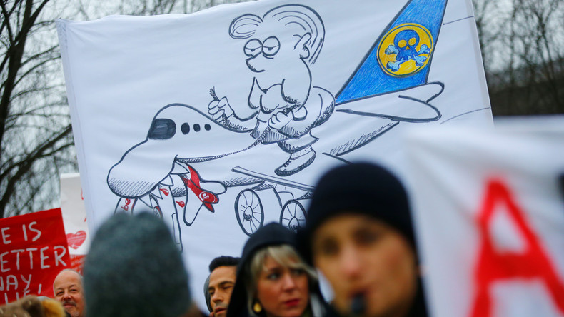 """Staatskredit für Air Berlin: Verdacht auf """"mutwillige Steuerverschwendung in Millionenhöhe"""""""