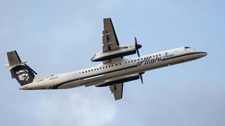 USA: Mann entführt Flugzeug ohne Passagiere – Maschine stürzt ab