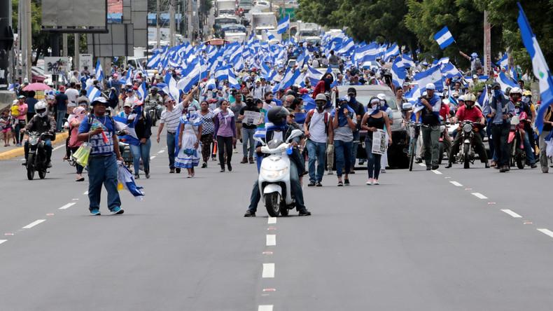 Krise in Nicaragua: Regierung plant Haushaltsreform