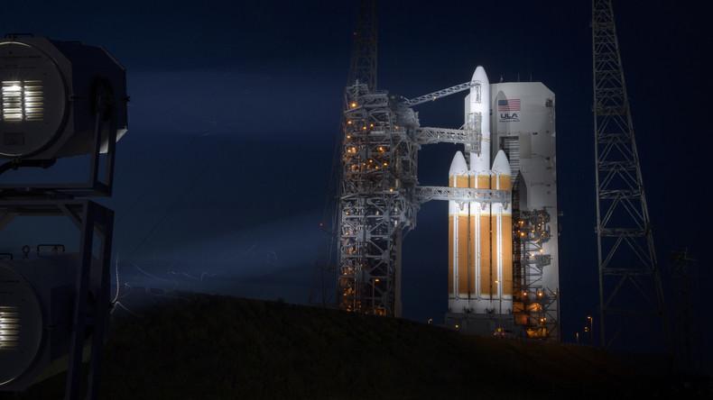 NASA verschiebt Start ihrer Sonnen-Mission