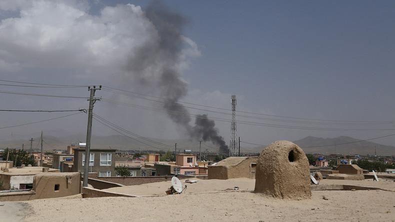 Kämpfe im ostafghanischen Gasni dauern an
