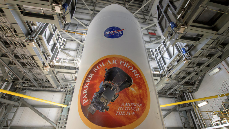 NASA schickt Sonde zur Sonnenatmosphäre