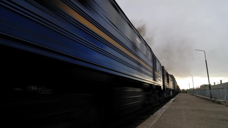 Zug mit über 300 Passagieren entgleist in Mongolei – Mindestens neun Verletzte