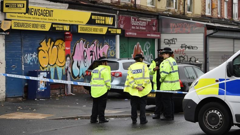 Zehn Verletzte durch Schüsse nach Karneval in Großbritannien