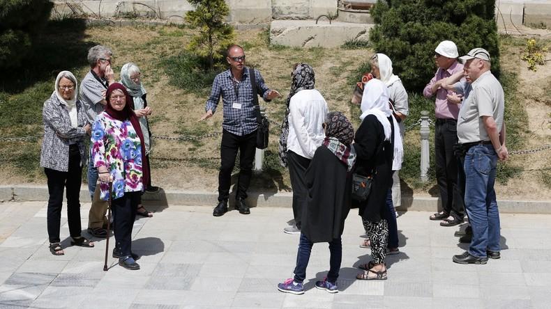 Neue US-Sanktionen gegen Iran: Regierung setzt auf Tourismus als Einnahmequelle