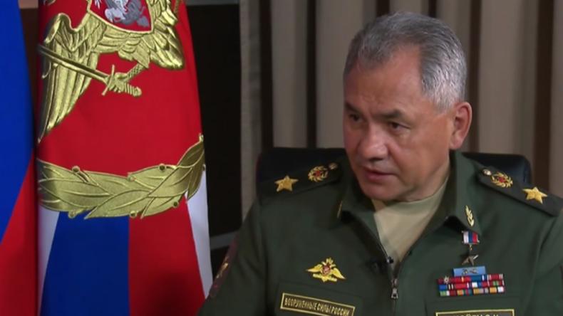 """Russischer Verteidigungsminister kontert Von der Leyen: """"Sie sollten noch 200 Jahre schweigen!"""""""