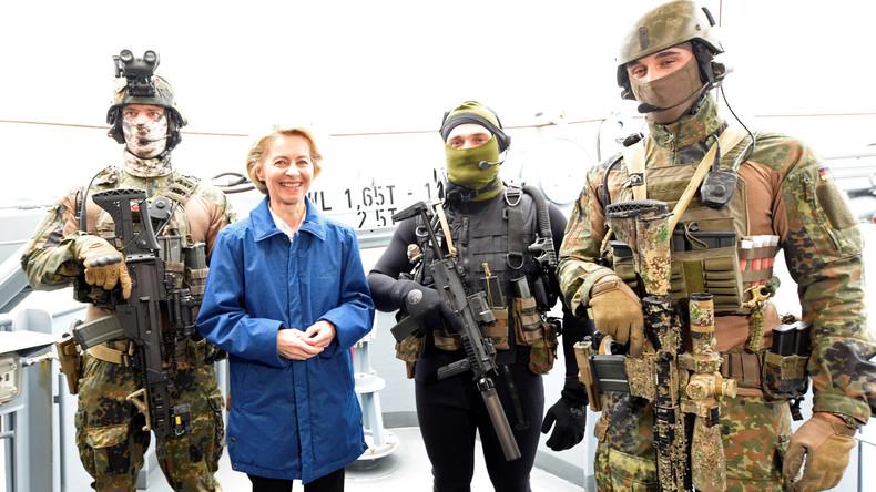 Bundeswehr sucht Darsteller für Großübung: Gegen die eigene Bevölkerung?