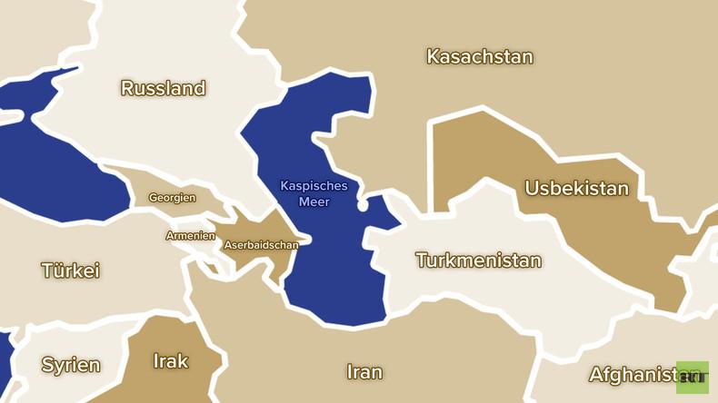 Kaspisches Meer: Fünf Länder unterzeichnen Abkommen zur Beilegung von Streitigkeiten