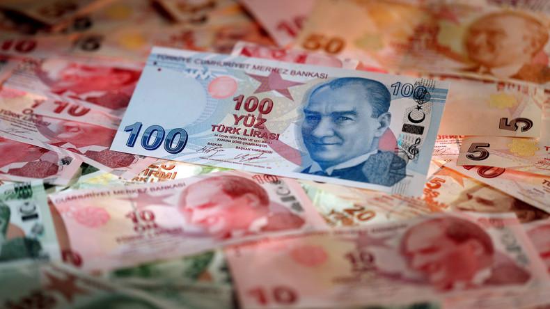 US-Sanktionen provozieren türkischen Währungskollaps - Wirtschaft wackelt