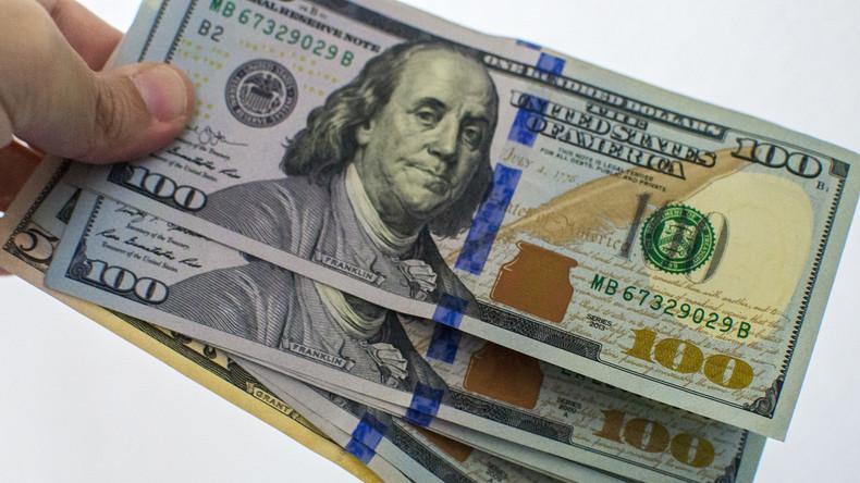 Russland verkauft weitere US-Treasuries als Vergeltung für Sanktionen