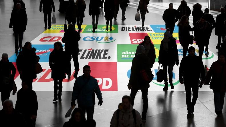 Im Osten was Neues? - Merkel erteilt Koalition mit Linkspartei eine Absage