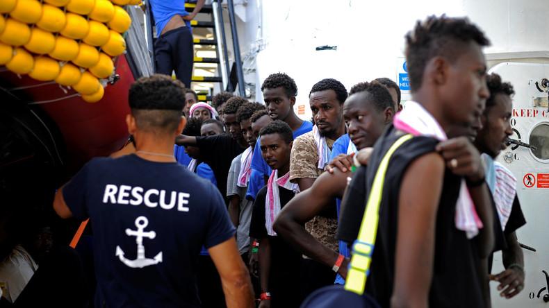 """Sicheren Hafen gefunden: Malta lässt """"Aquarius"""" anlegen"""