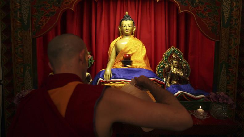 """""""MeToo"""" in China: Hochrangiger Buddhist tritt nach Vorwürfen zurück"""