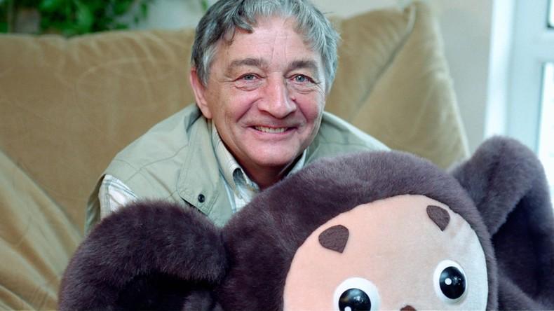 Berühmter russischer Kinderbuchautor Eduard Uspenski gestorben