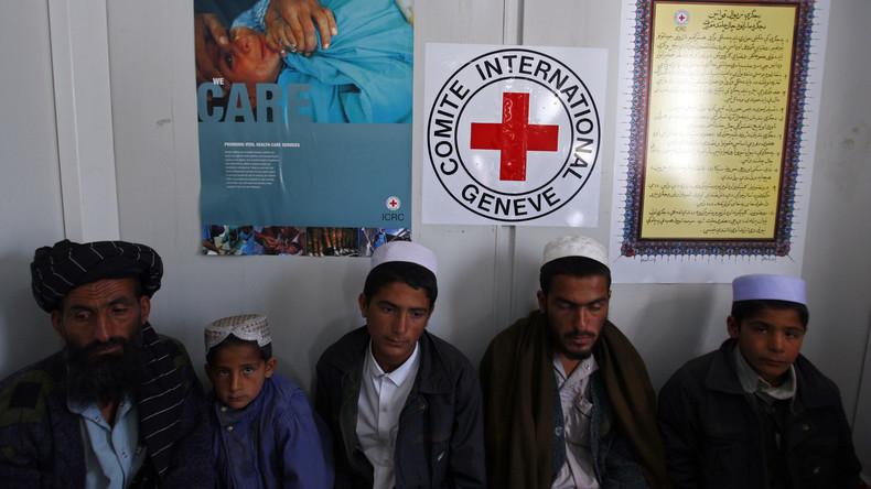 Keine Sicherheit mehr: Taliban entziehen Rotem Kreuz in Afghanistan Schutzgarantien
