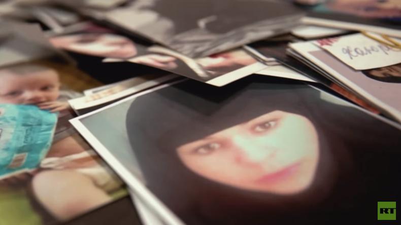 Russland: Wie Frauen und Kinder von IS-Anhängern aus dem Syrienkrieg gerettet werden (Video)
