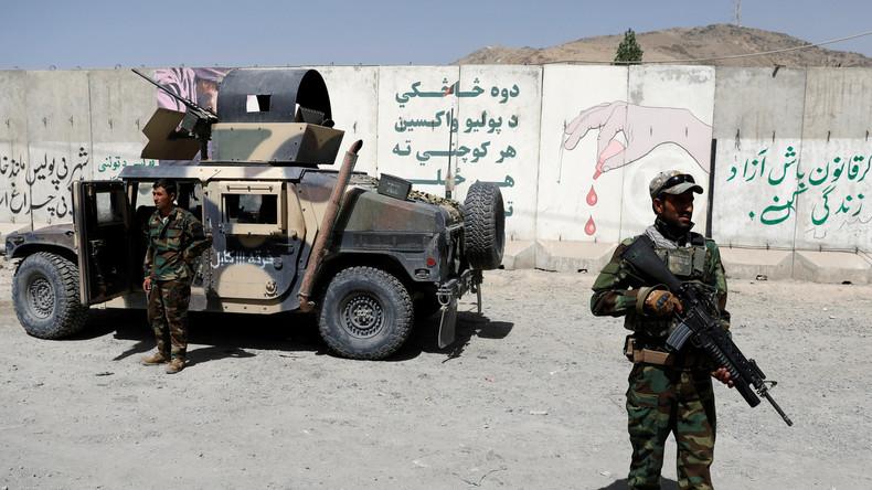 Mindestens 25 Tote bei Anschlag in Kabul — RT DE