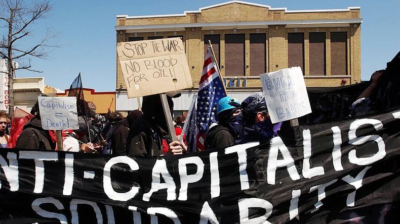 Slavoj Žižek: Junge Amerikaner sind des Kapitalismus überdrüssig –  und haben deshalb Trump gewählt