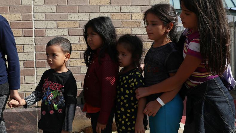 Zur Ruhigstellung: US-Behörden verabreichten Kindern von Einwanderern schädliche Medikamente