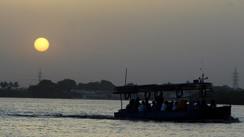 Bootsunglück im Sudan: Mindestens 22 Schüler und eine Frau ertrinken im Nil