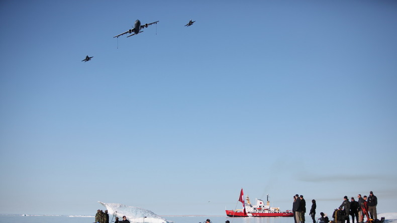 """Wegen """"russischer Bedrohung"""": Britische Medien fordern Aufrüstung der Arktis"""