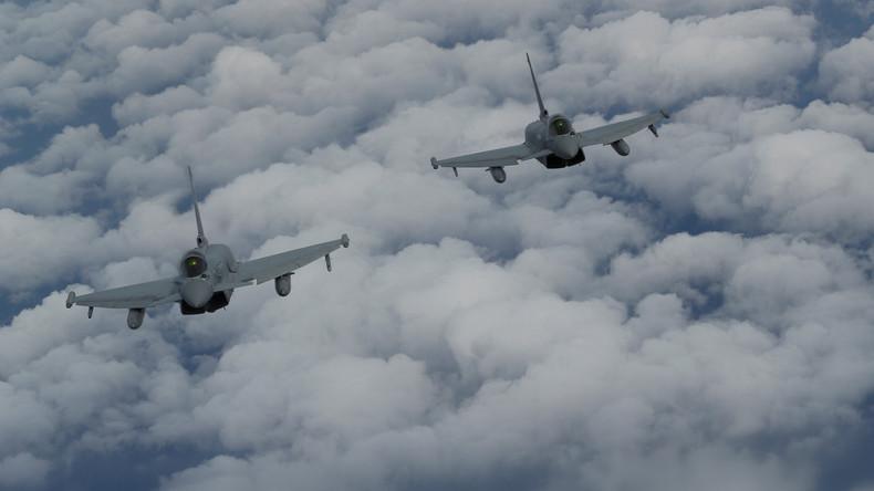 Britische Märchenstunde: Russische Armee weist Berichte über Bomber-Abfangoperation zurück