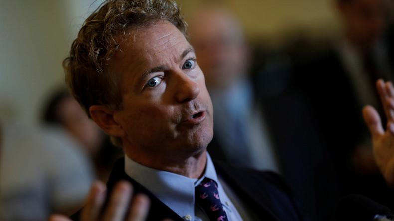 US-Senator spricht mögliche Immunität Julian Assanges im Gegenzug zu einer Aussage an