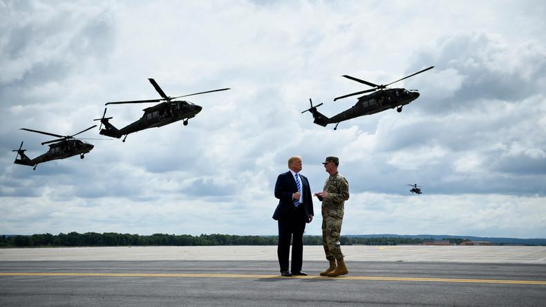 Rechtfertigung des US-Verteidigungsetats? Russland als Bedrohung für das amerikanische Heimatland