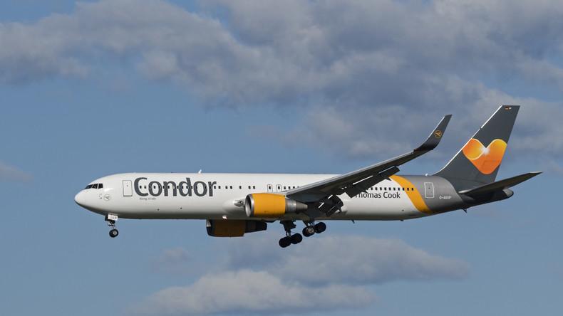 Condor-Maschine nach Bombendrohung auf Kreta gelandet: Rückflug am Freitagabend