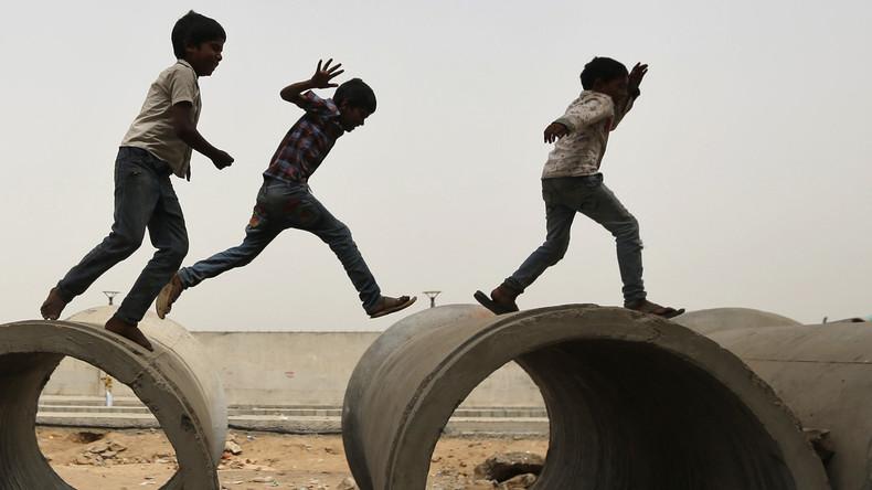 Schlag gegen Kinderhändler: 300 indische Kinder zu je 57.000 Euro an US-Kunden verkauft