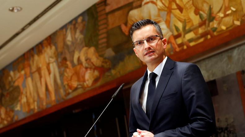Slowenien bekommt eine Minderheitsregierung unter Politneuling Šarec