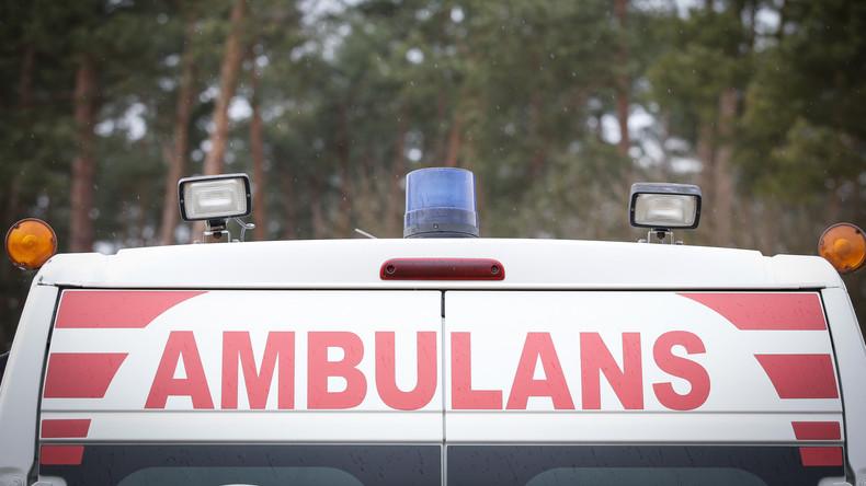 Drei Tote und 18 Verletzte bei Busunfall in Polen
