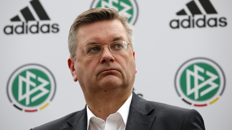 DFB-Präsident Reinhard Grindel räumt Fehler im Umgang mit Mesut Özil ein