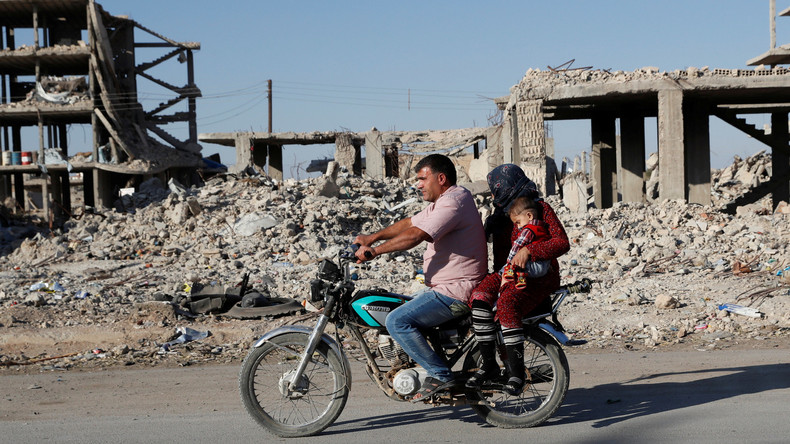 Trump zu Syrien: Stabilisierungsgelder waren lächerlich - Saudis sollen zahlen