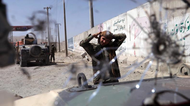 Taliban erobern weiteres Bezirkszentrum im Norden Afghanistans