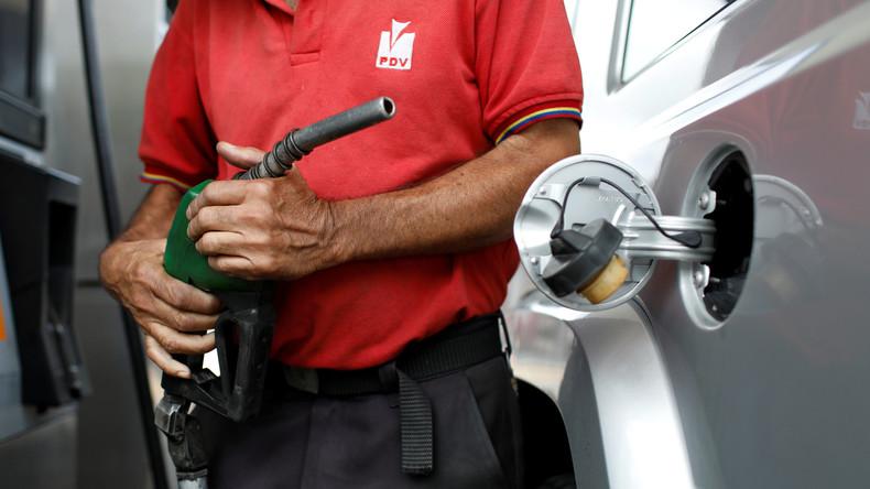 Wegen grassierenden Schmuggels: Venezuela erhöht Kraftstoffpreise